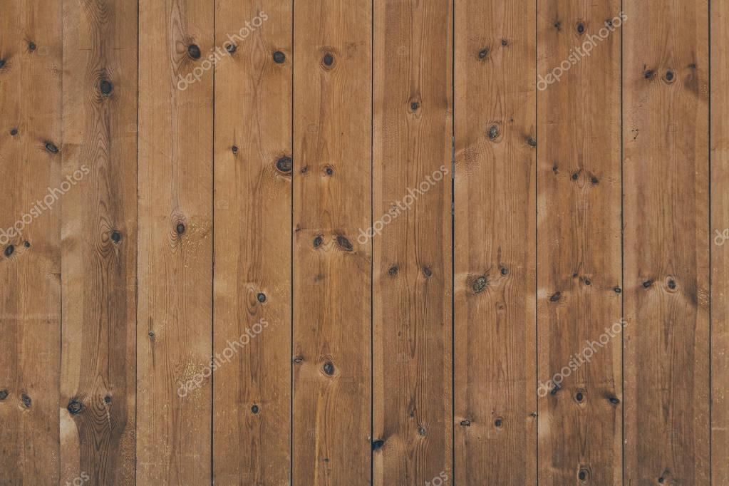 wall made of wooden planks for background