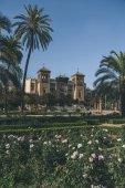 Fotografie Ansicht des Museums im Maria Luisa Park, Sevilla, Spanien