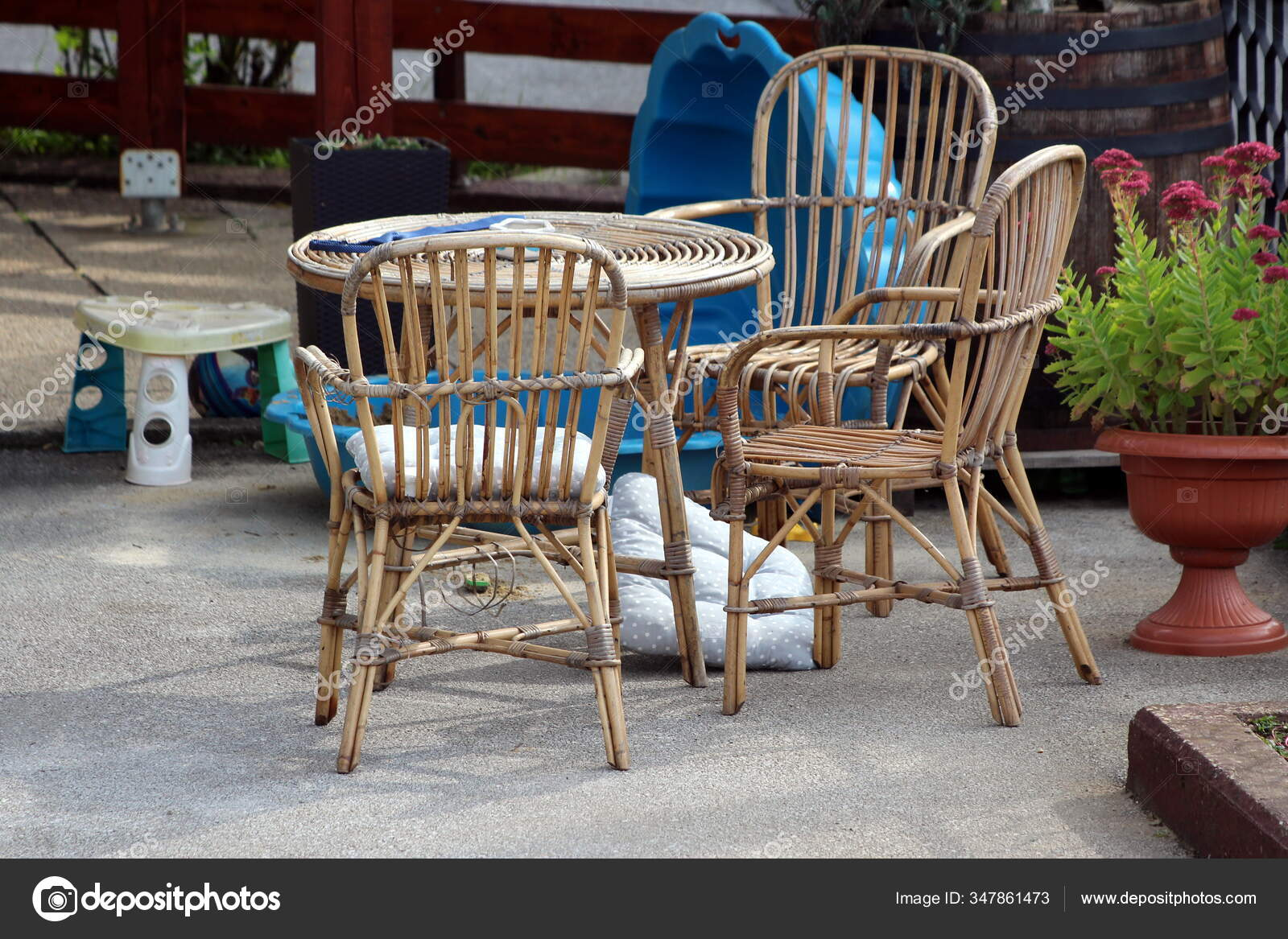 Bamboo Garden Furniture Shape Small, Is Bamboo Good For Outdoor Furniture