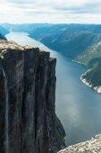 Photo cliff
