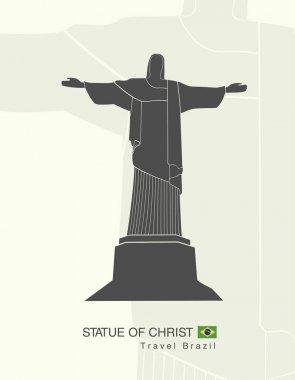 Statue Of Christ in Rio De Janeiro