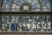 Fényképek Budapest, Magyarország - Keleti-pályaudvarPest épület
