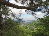 Monti troodos paesaggio isola mare Cipro
