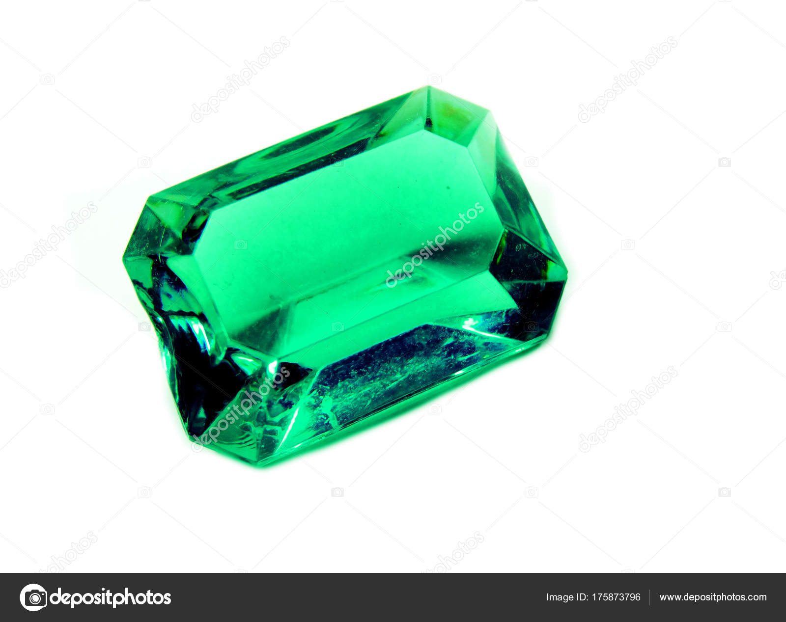 crystals d photo render beautiful polished emerald green stock image gemstones stone illustrationemerald aquamarine illustration digital precious