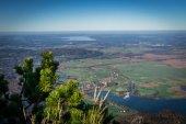 Fotografie Alpine View / Herzogstand / Kochelsee