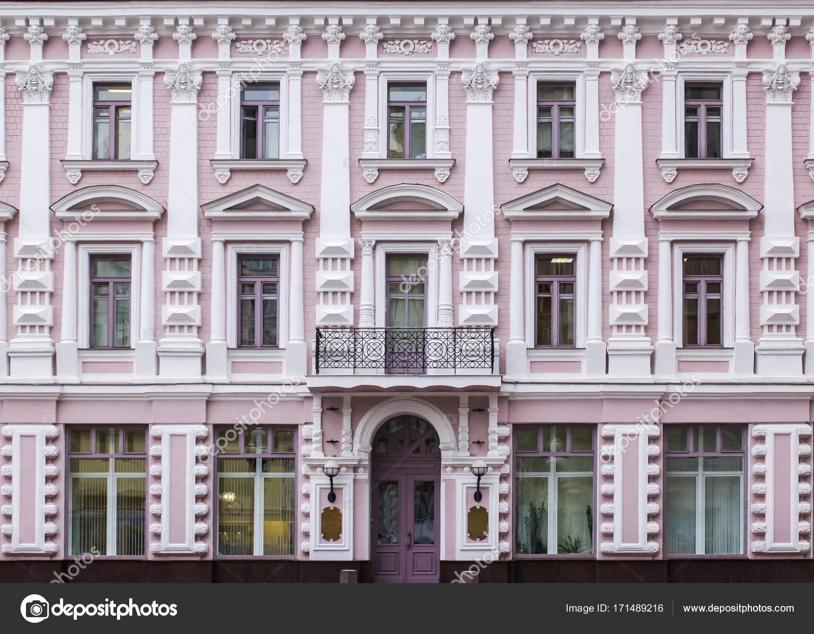 Fasada Budynku W Beaux Arts Zdjecie Stockowe C Orininskaya 171489216