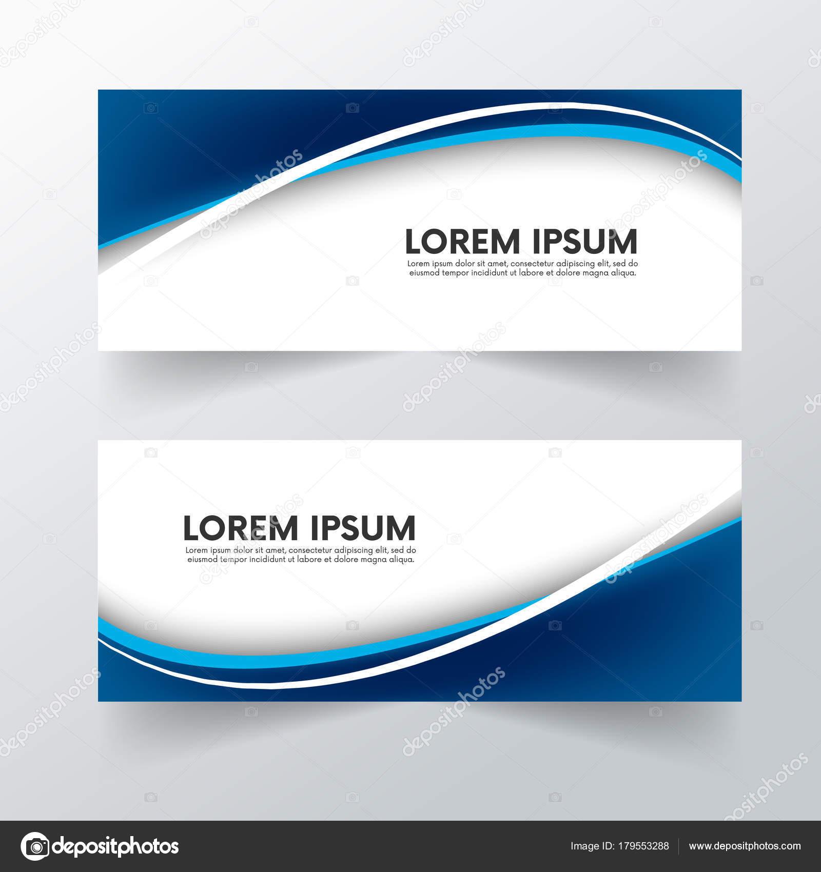 Banners Design Template Creative Design Brochure Flyer