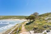 Lido Cala Lunga, Apulia - Impressive landscape around the beach
