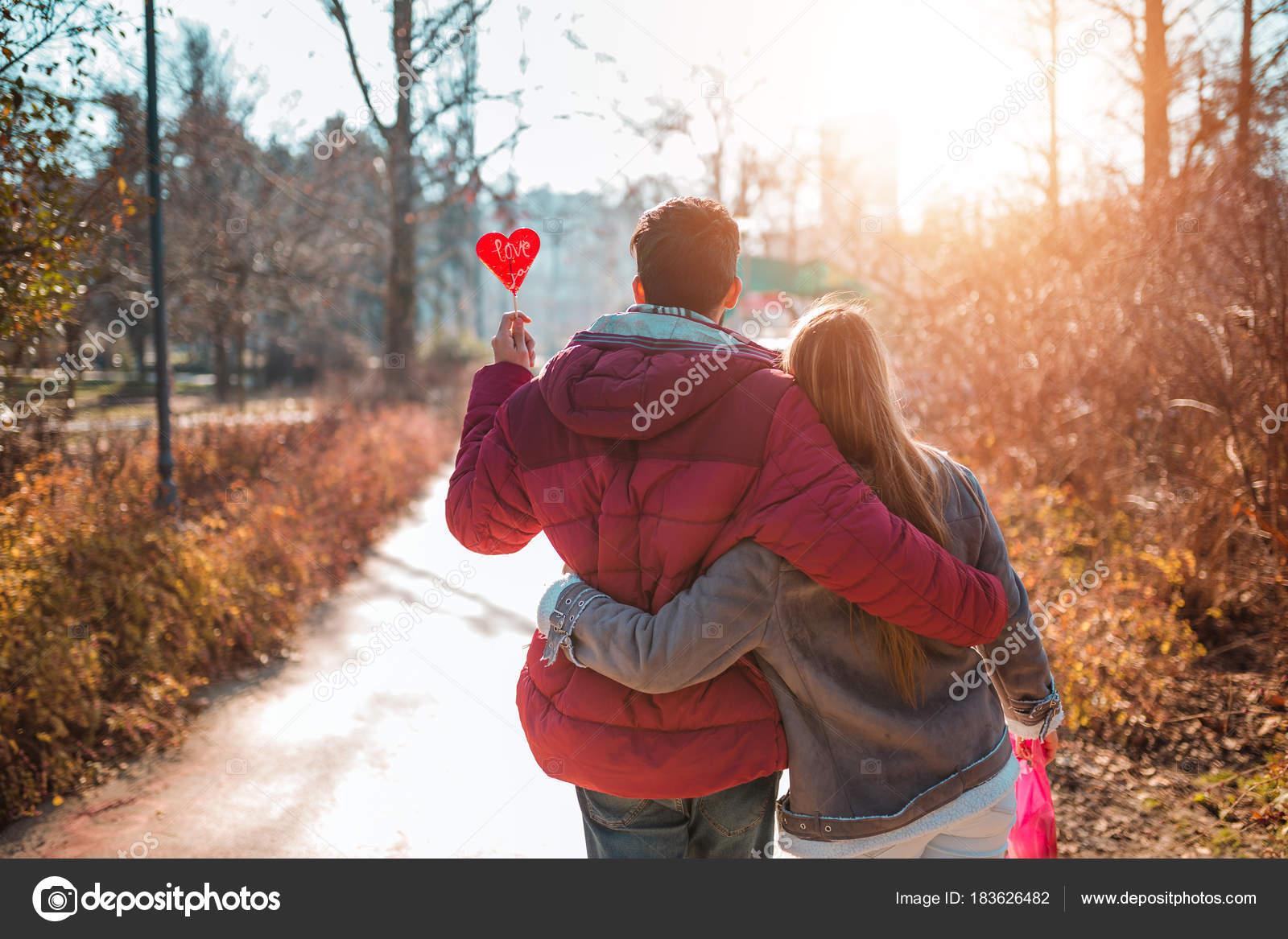 Incontri durante il giorno di San Valentino