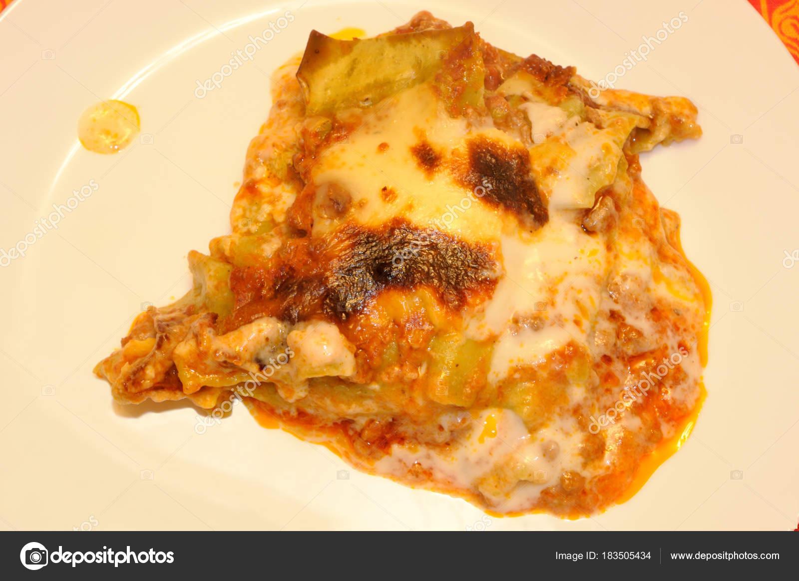 İtalyan lazanya: nedir