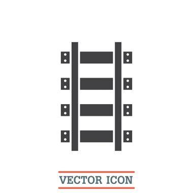 train track icon