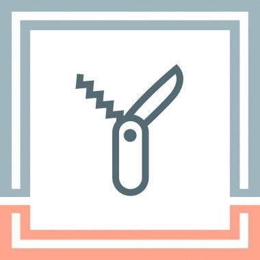 Swiss knife sign