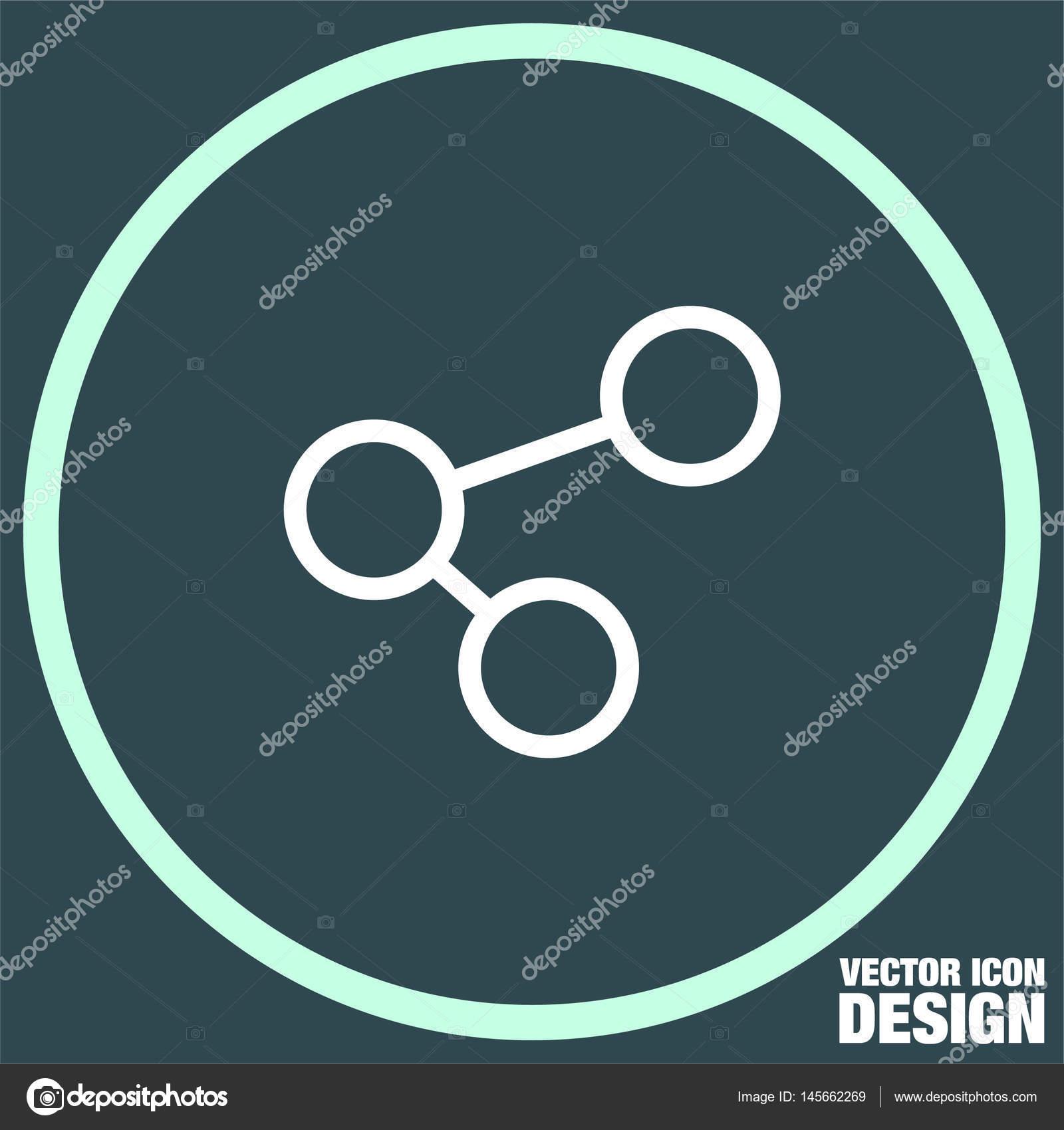 Social media data transfer symbol stock vector quka 145662269 social media data transfer symbol stock vector biocorpaavc