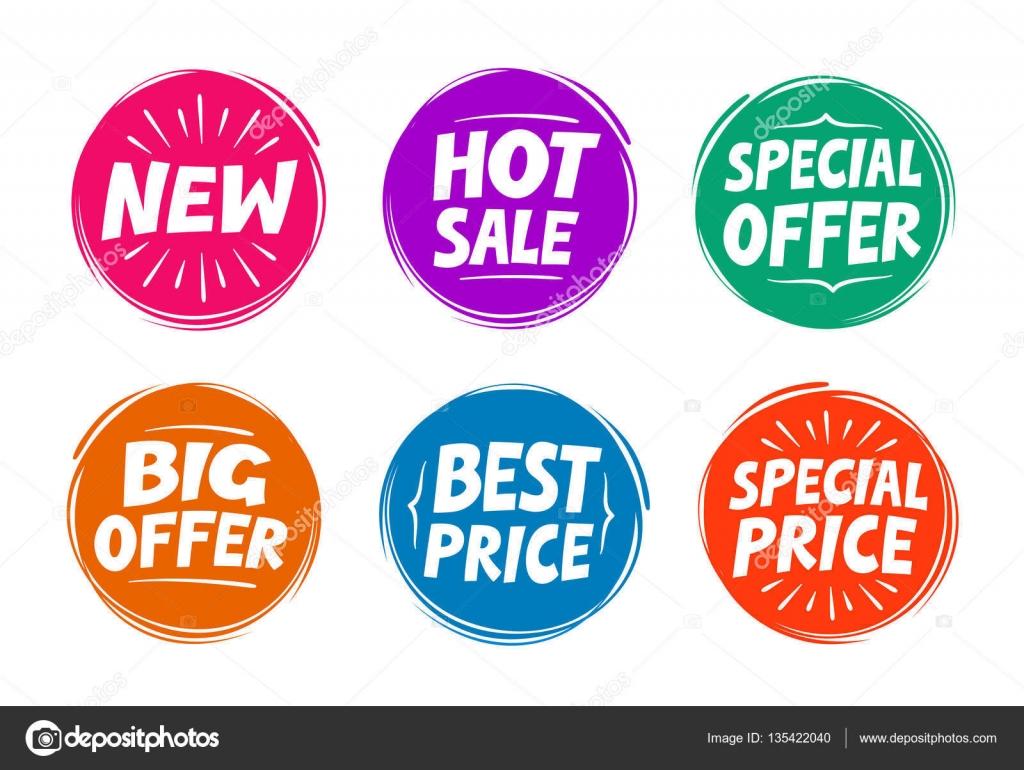 S mbolos de colecci n como oferta especial venta caliente for Precio logo