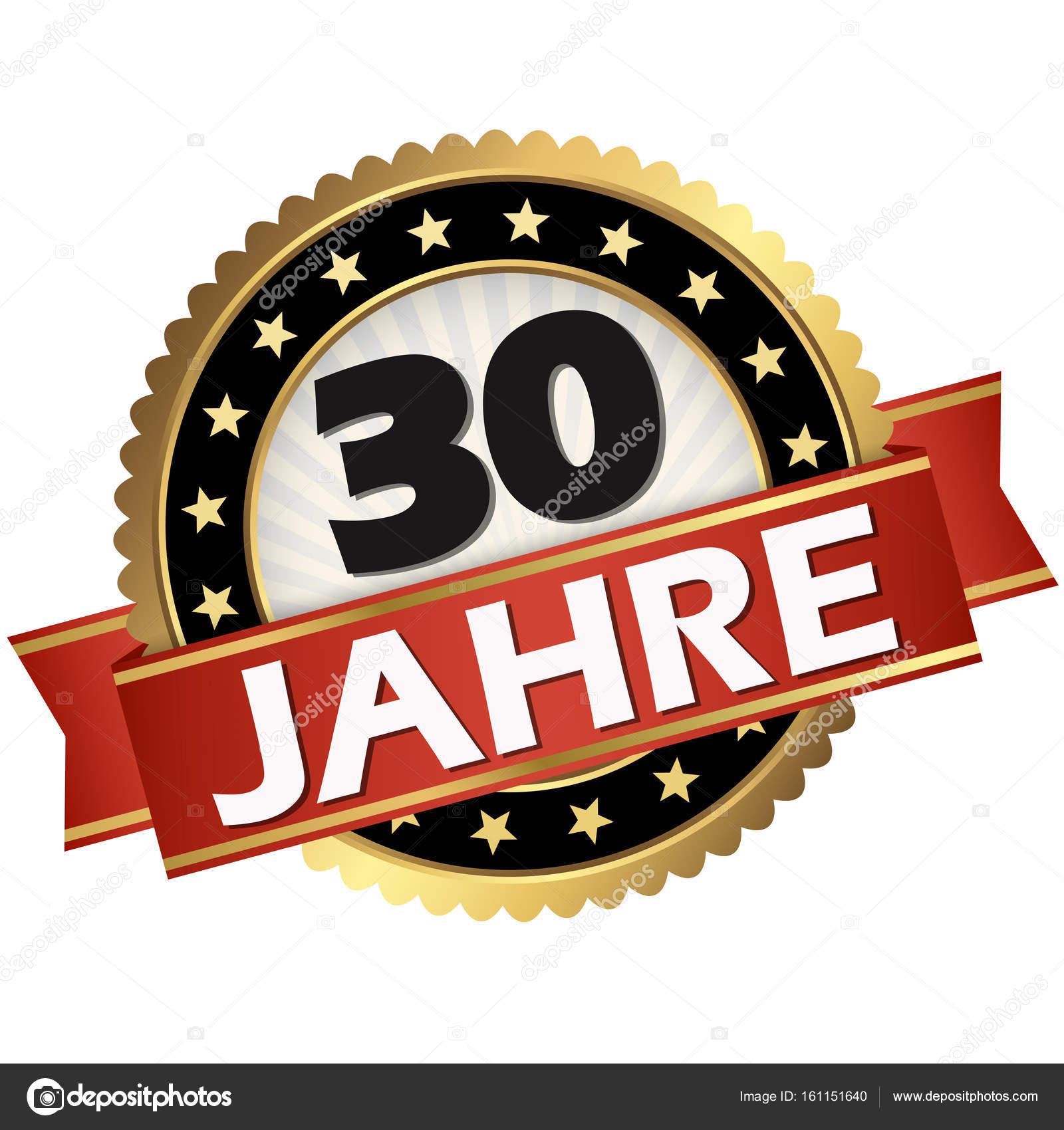 Jubiläum 30