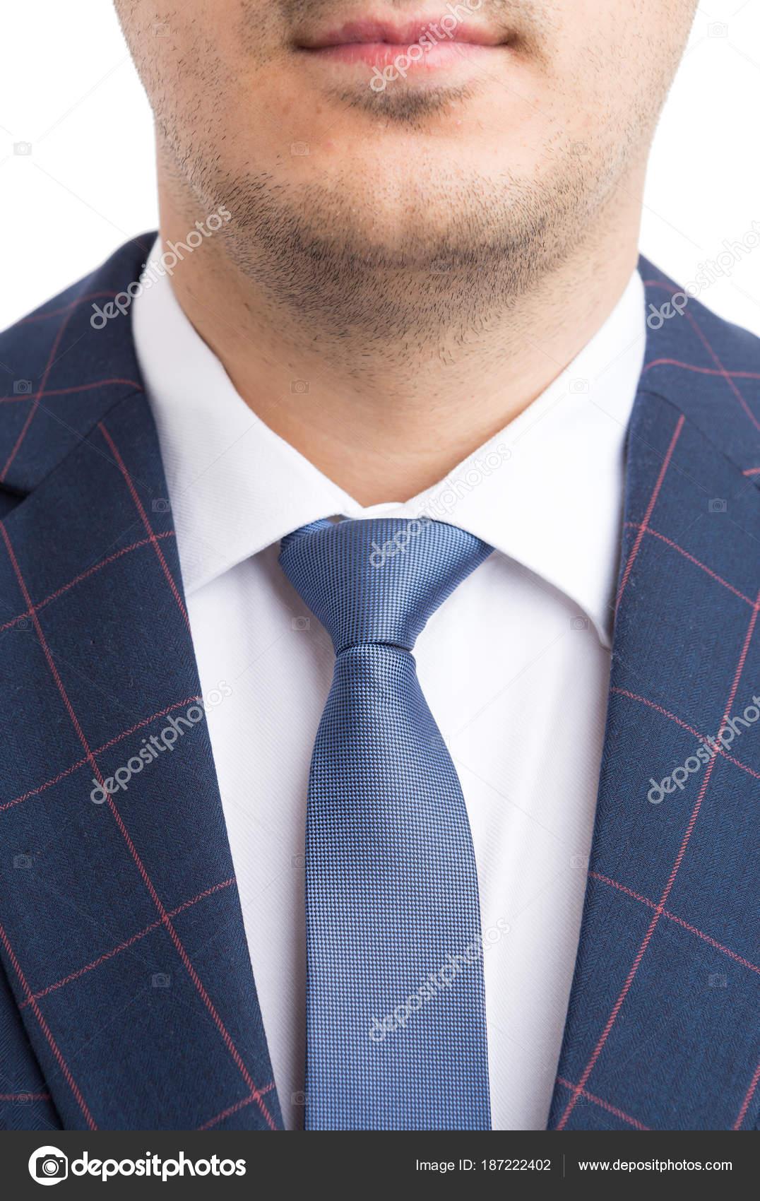 Overhemd Voor Pak.Elegante Zakelijke Pak Overhemd En Stropdas Closeu Stockfoto