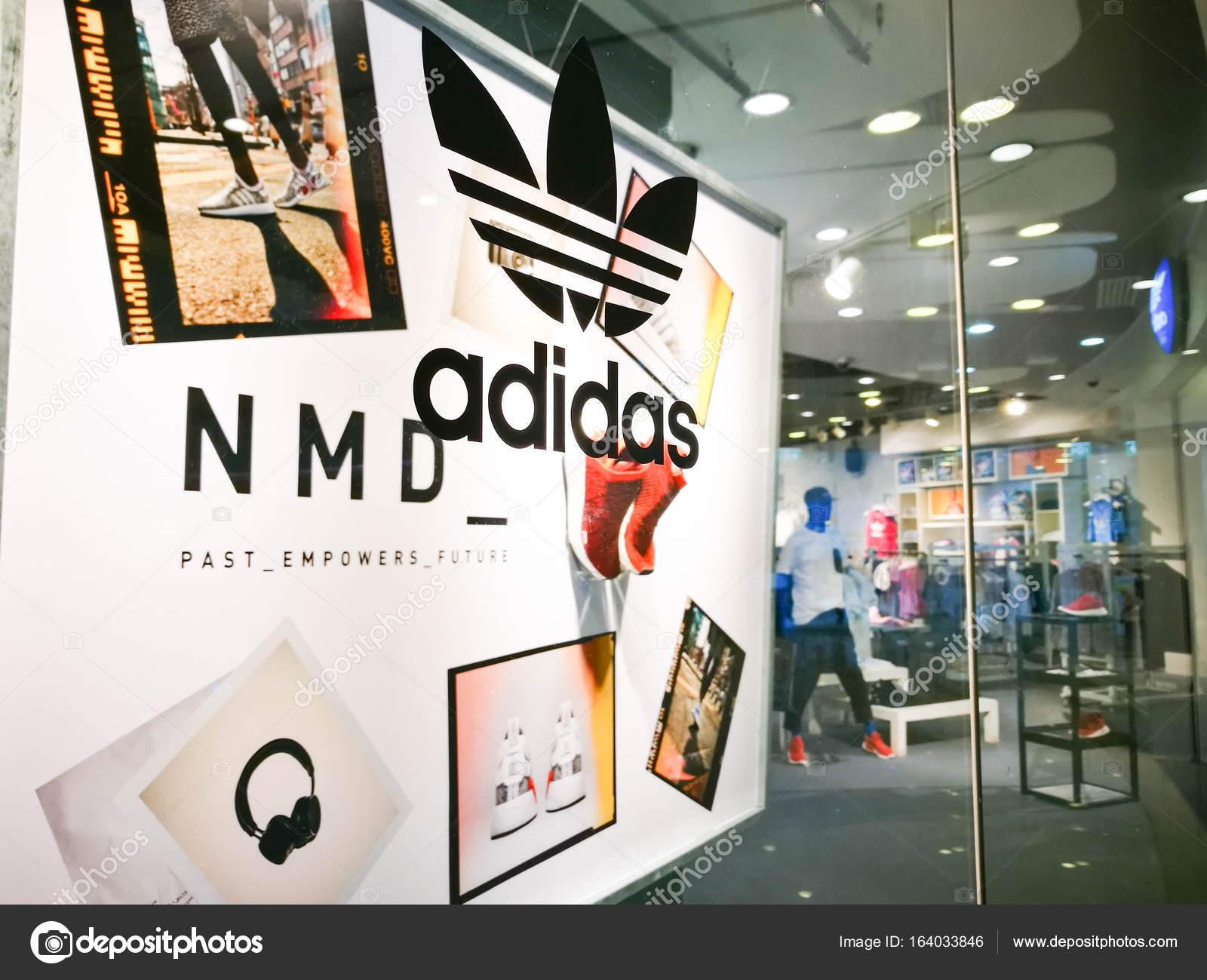 6a20c9be Adidas Originals Shop – Stock Editorial Photo © happymay #164033846