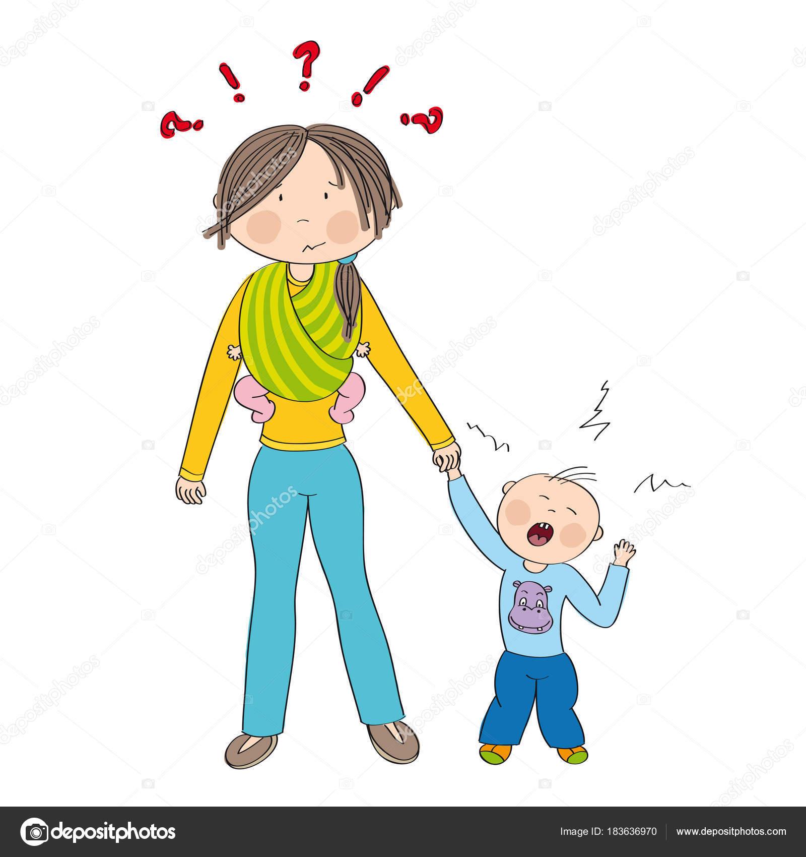 Imágenes Niños Traviesos Para Dibujar Travieso Niño Celoso