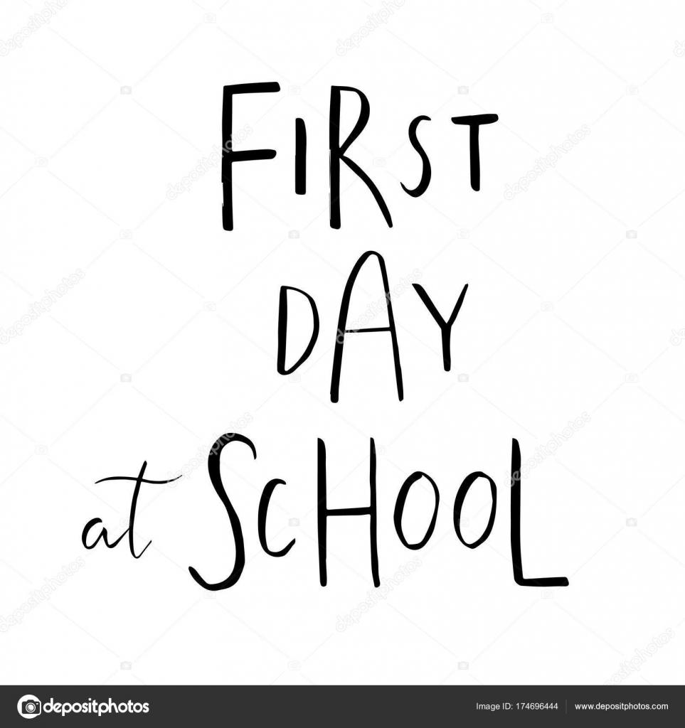 Willkommen Sie Zurück Schule Vektor Vorlage Für Bucheinband Banner ...