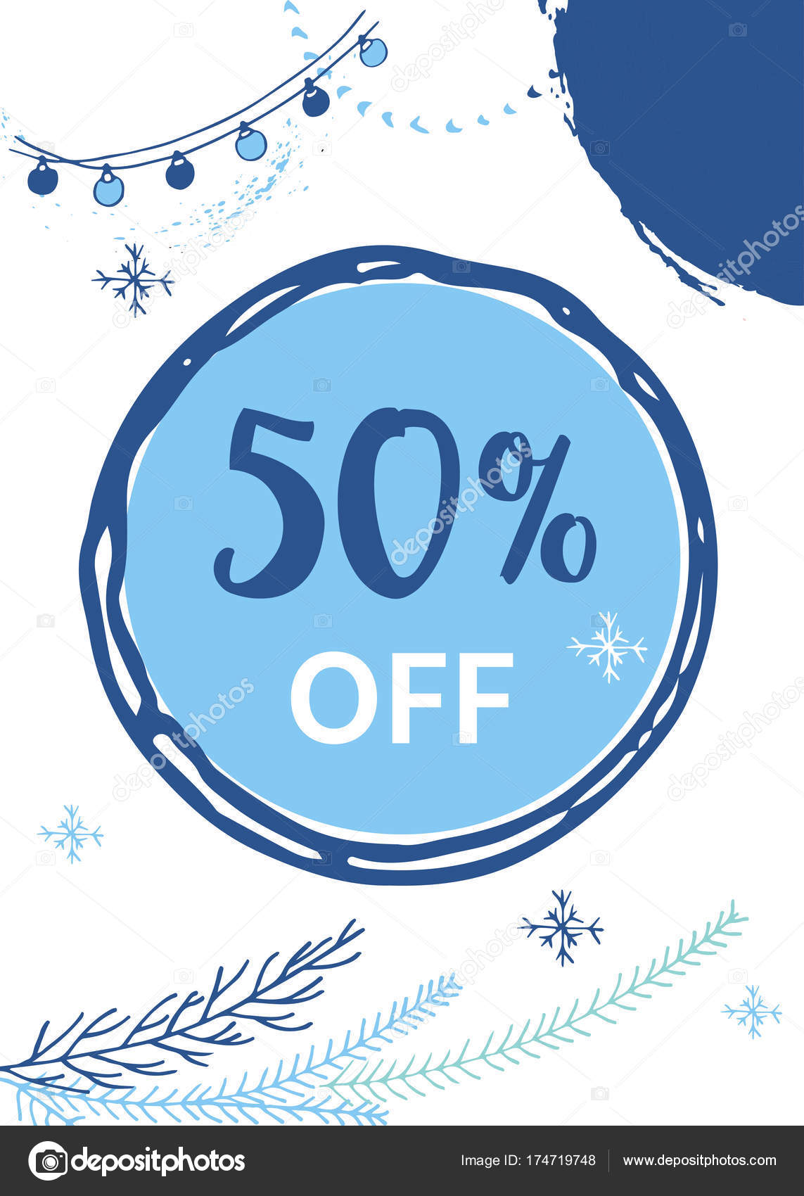 Winter Sale Banners Png Banners