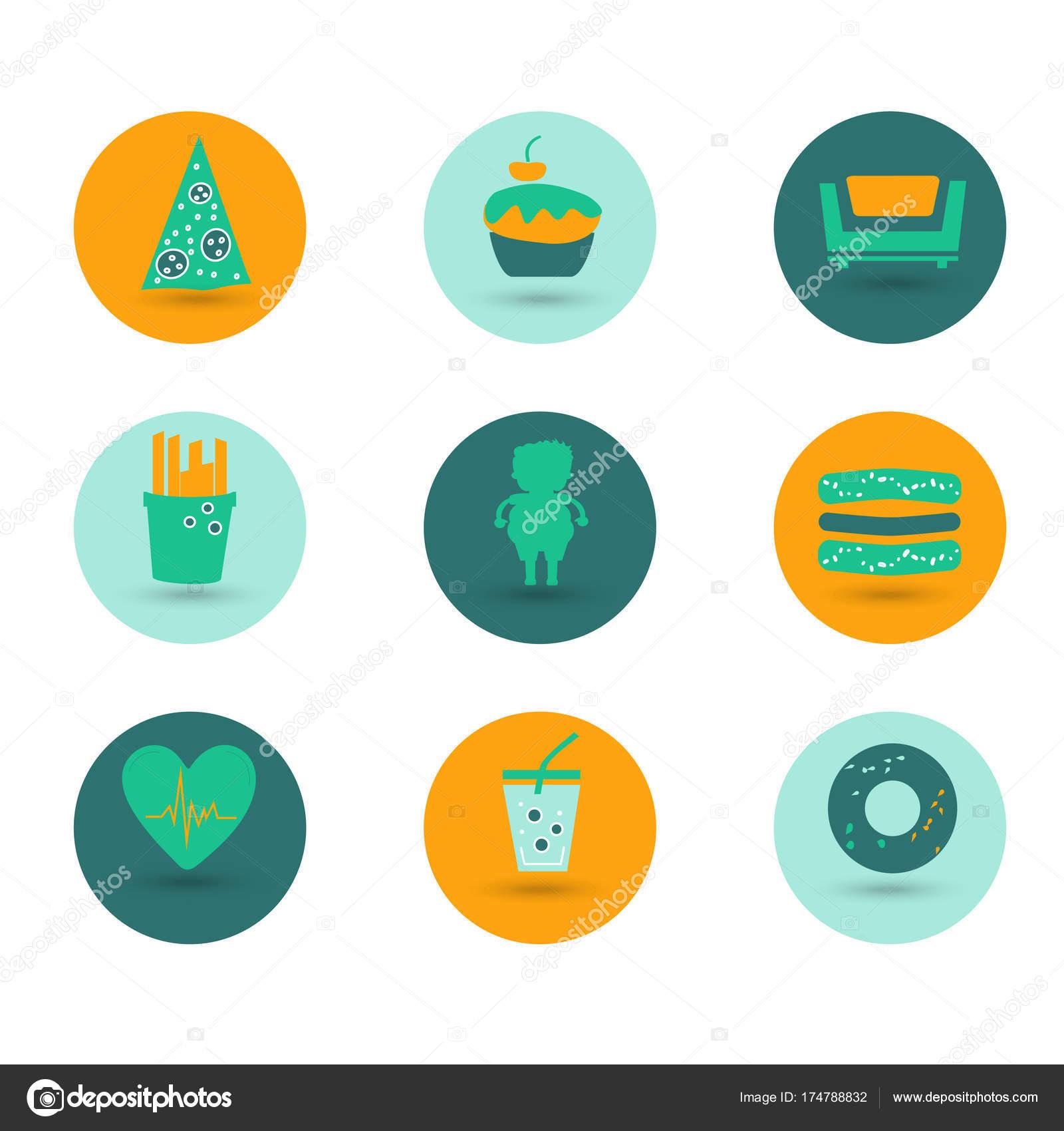 Офисная диета: похудение для тех, кто ведёт сидячий образ жизни.