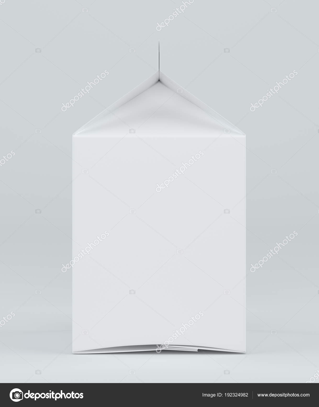 White carton pack template for beverage juice milk front and side white carton pack template for beverage juice milk front and side view packaging collection 3d rendering photo by mirexonlife maxwellsz