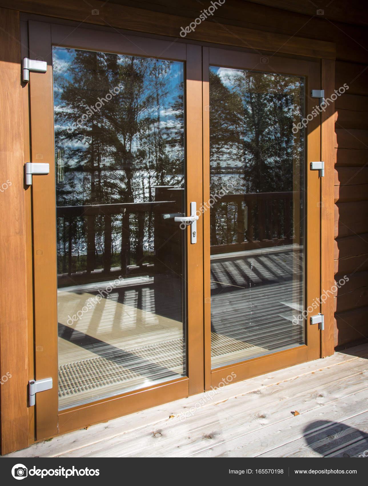 Puertas Panoramicas Para Balcones Una Amplia Terraza De