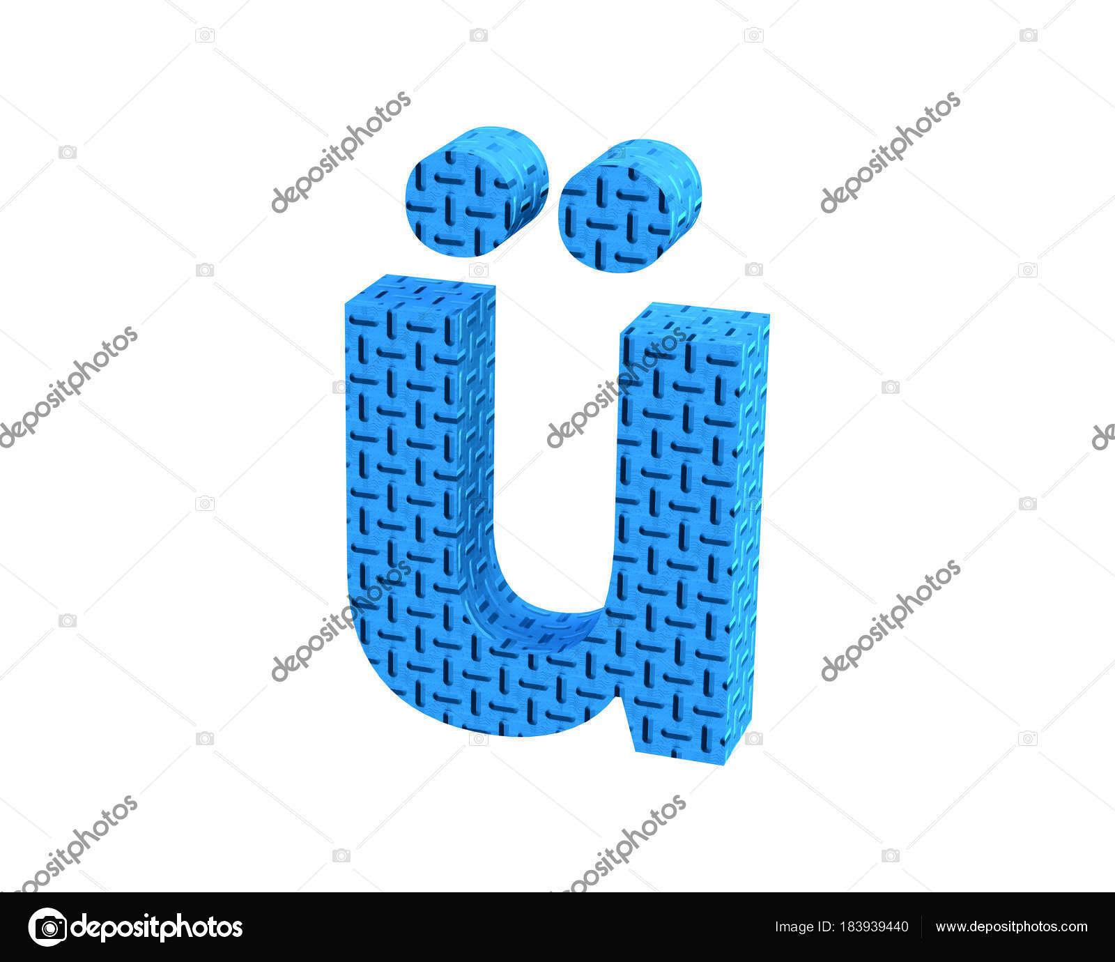 3D rendering Font Plastic blue treadplate special character ALT0252 u2014 Photo by dhz-ontwerpen@hotmail.com  sc 1 st  Depositphotos & Font Plastic blue treadplate special character ALT0252 render ...