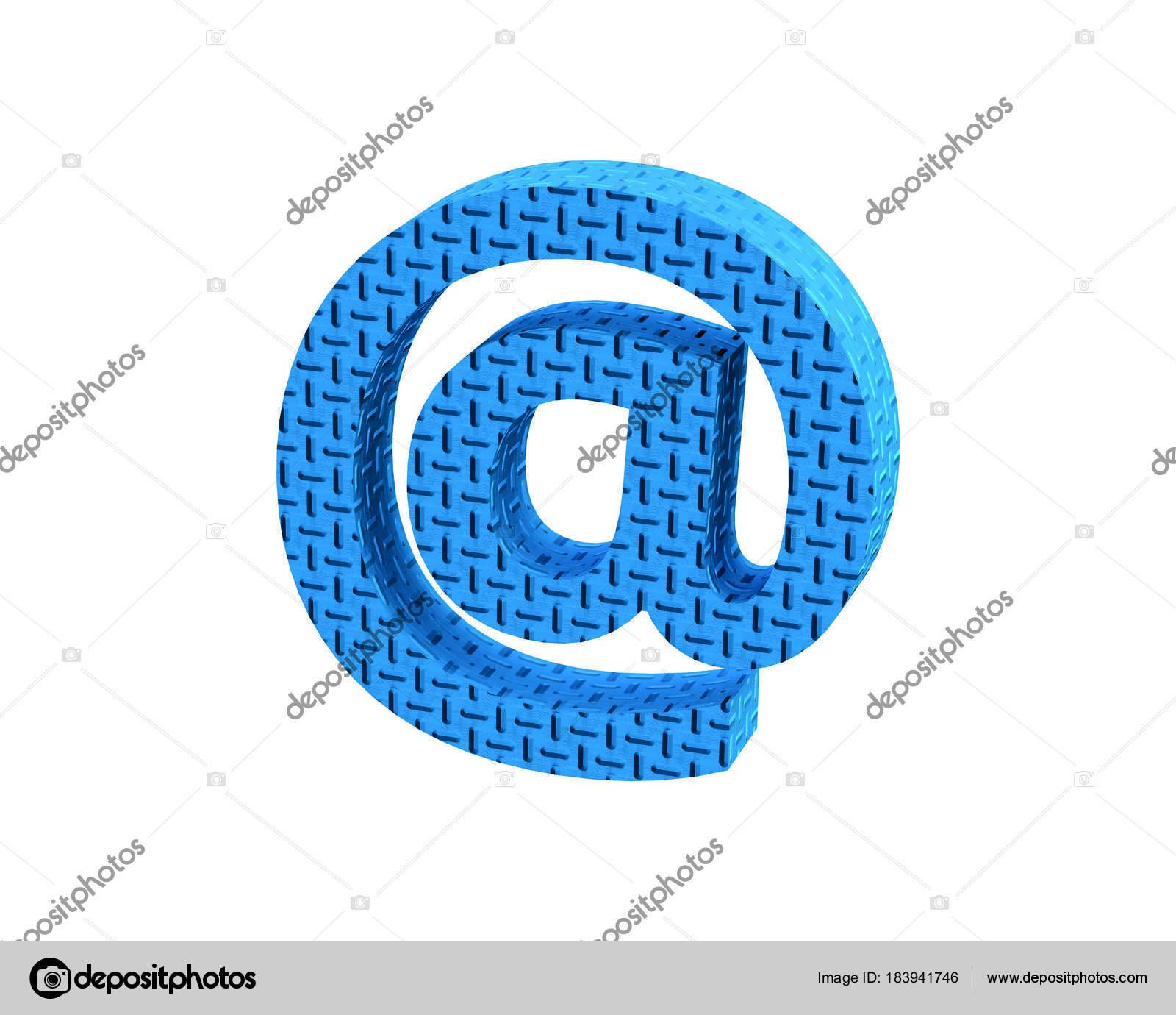 3D rendering Font Plastic blue treadplate special character ALT64 u2014 Photo by dhz-ontwerpen@hotmail.com  sc 1 st  Depositphotos & Font Plastic blue treadplate special character ALT64 render u2014 Stock ...