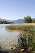 Fotografie Tegernsee See in Gmund, Upper Bavaria Germany