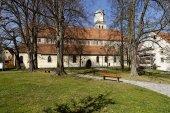 Fotografie Evangelische Pfarrkirche St. Martin Memmingen-Bayerisch-Schwaben Bayern Deutschland