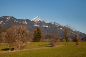 Fotografie Wendelstein, Mangfallgebirge, Bayerische Alpen, Oberbayern, Bayern, Deutschland, Europa