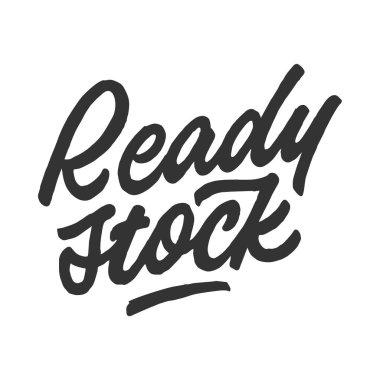 READY STOCK HAND LETERING DESIGN