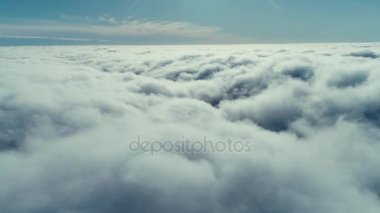 Clouds Drone-Lapse Time-Lapse