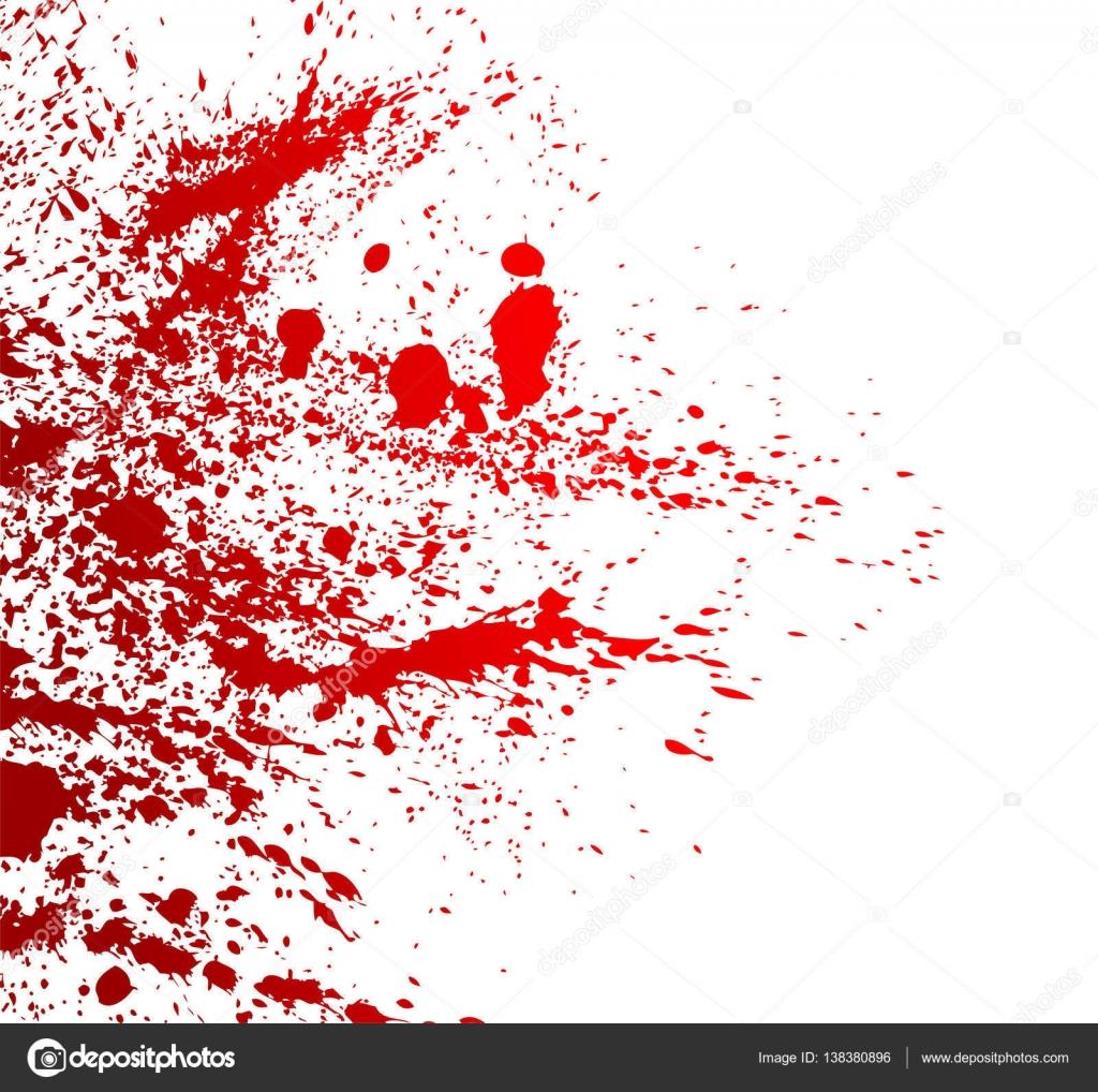 ベクトル血しぶき ストックベクター Elenabessonova 138380896