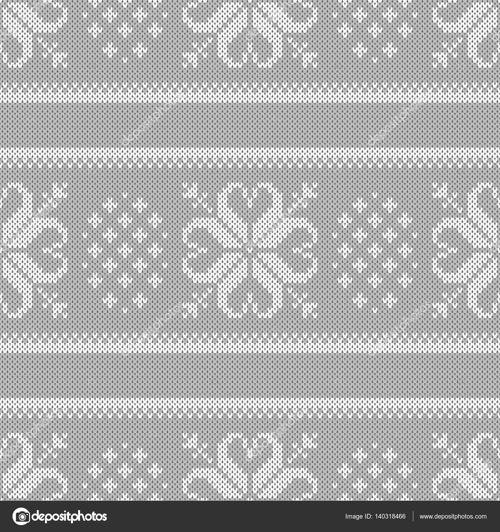 patrón de tejido sin costuras — Vector de stock © NonikaStar #140318466
