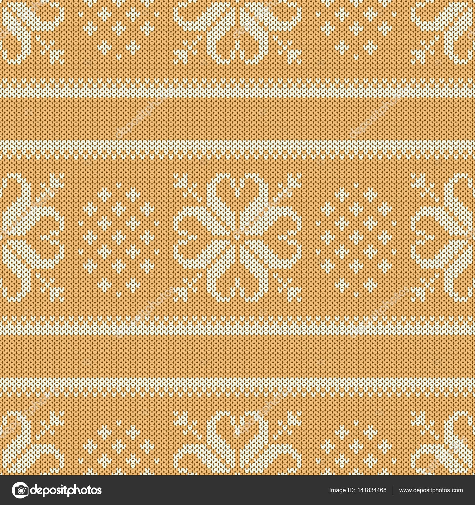 patrón de tejido sin costuras — Archivo Imágenes Vectoriales ...