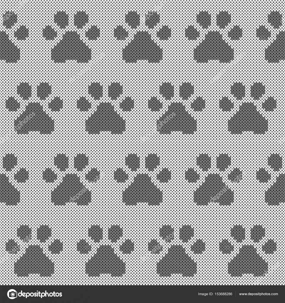 patrón de tejido sin costuras — Vector de stock © NonikaStar #153688286