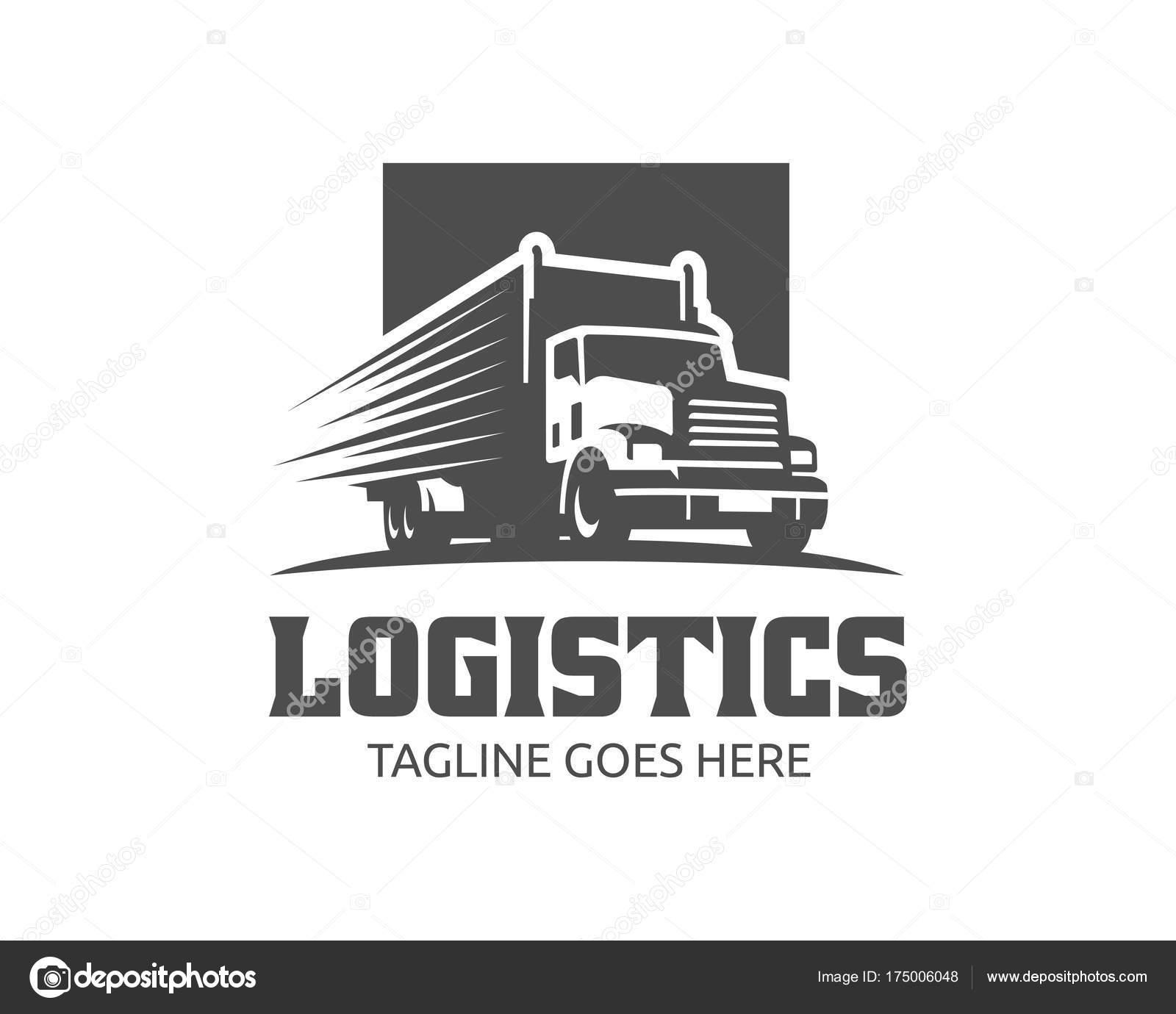 truck logo cargo logo delivery cargo trucks logistic logo stock rh depositphotos com truck logo quiz truck logo lights
