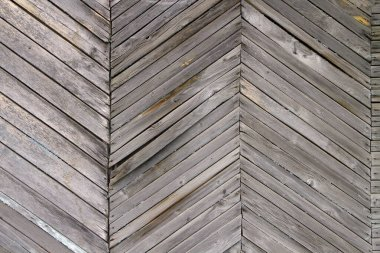 Background abstraction of wooden slats