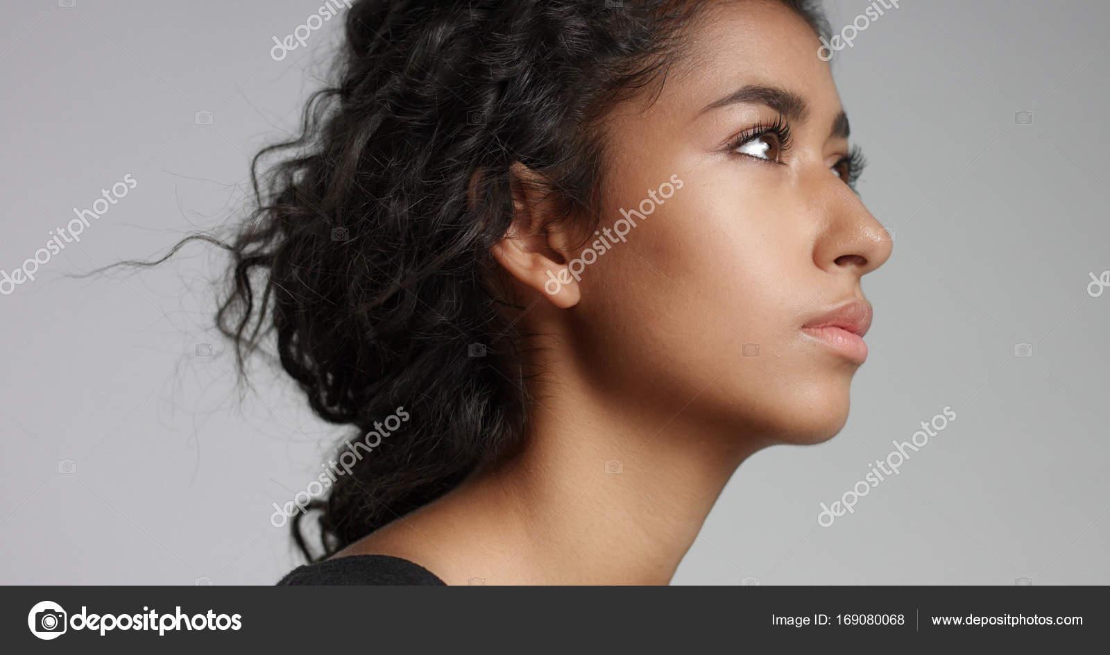 Schwarz cremige Muschi