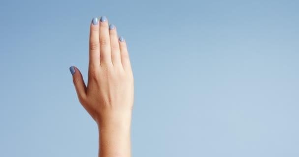 Kézi bőrápolási rutin videóinak