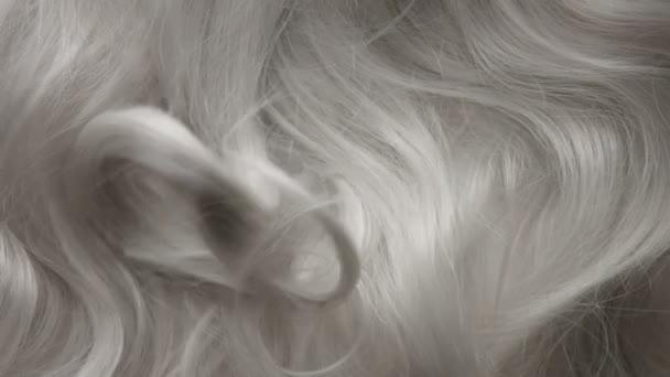 Haarstruktur Hintergrund, keine Person