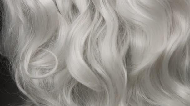 Vlasy textury pozadí, nikdo