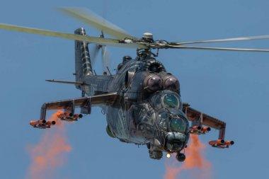 Mi-35 Alien Tiger