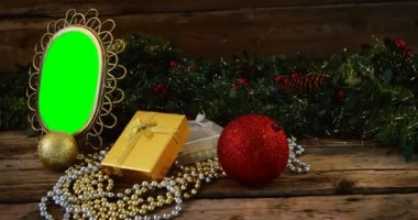 christmas decoration and ornaments - Videos Of Decorated Christmas Trees