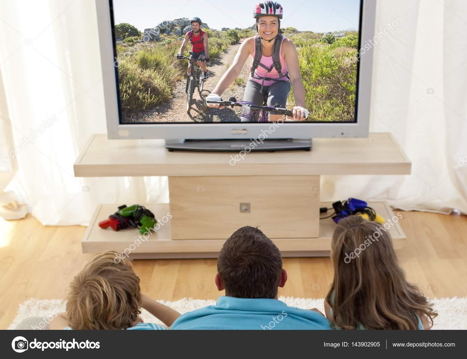 TV İzlerken Yapılan Egzersizler