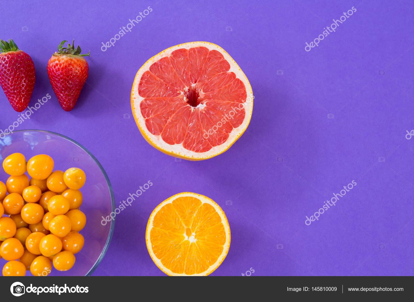afvallen met citroen en grapefruit