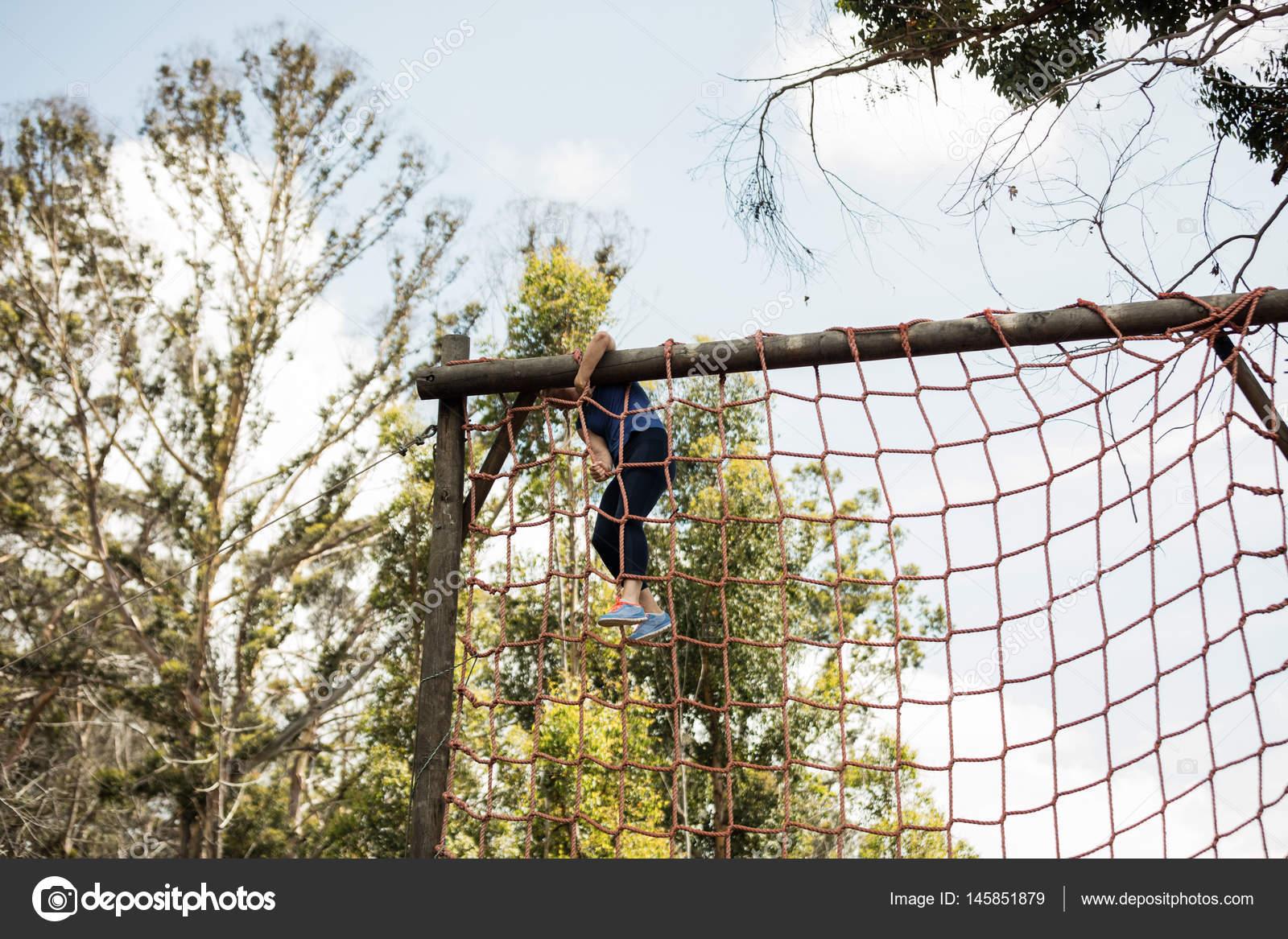 Klettergerüst Mit Netz : Klettergerüst ist weg bürger fordern neues spielgerät