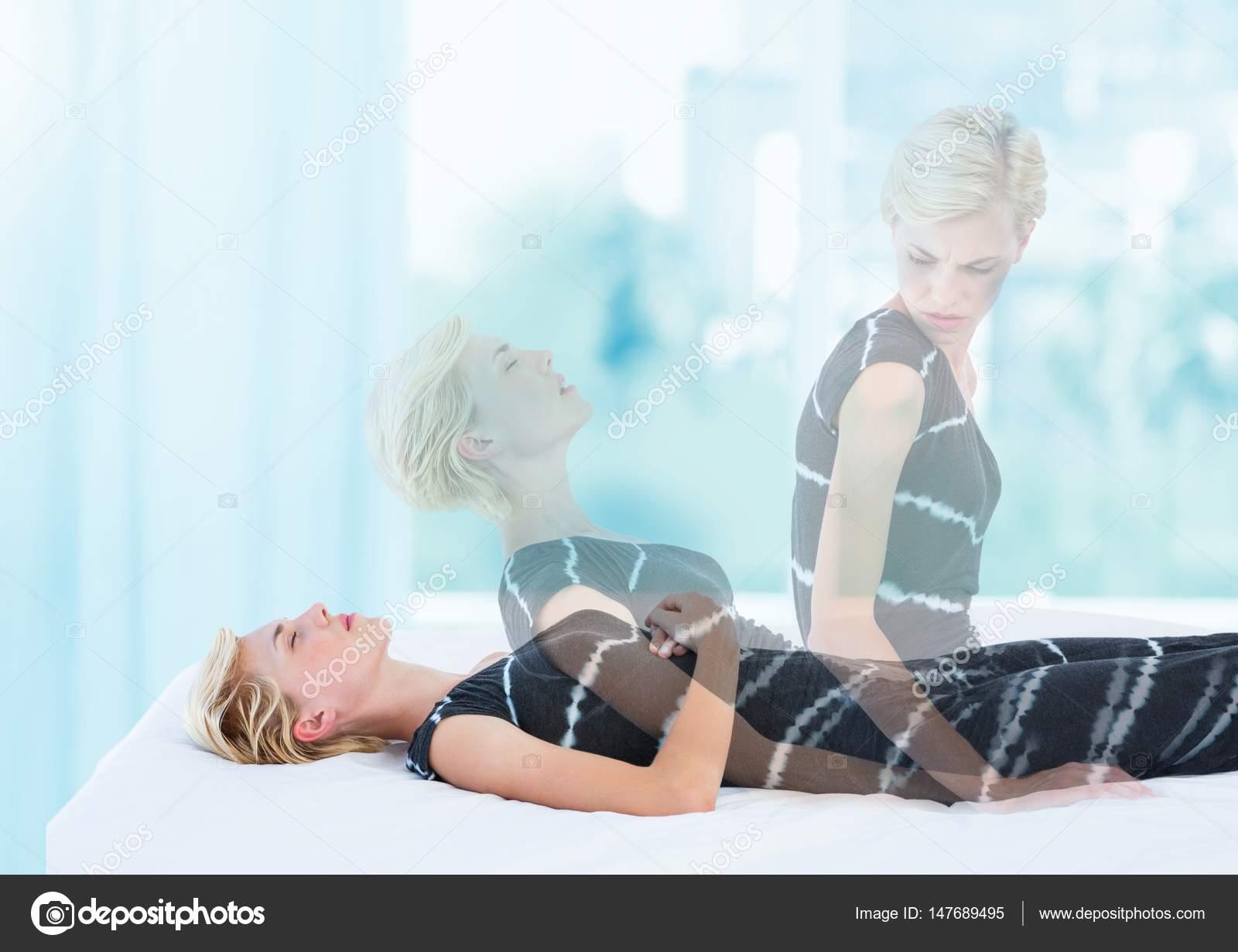 Erotic fisting bondage